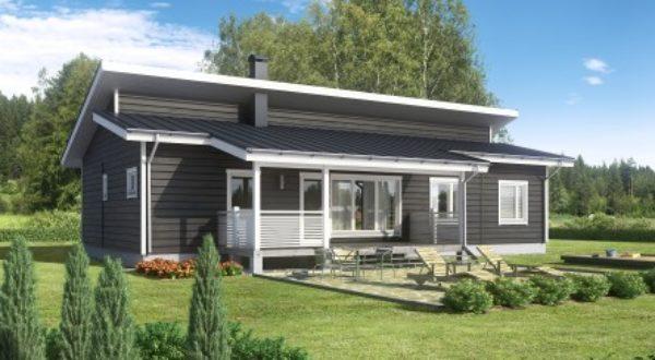 Terassin katto: lippalla, kattolyhdyllä tai erillisellä valo- tai lasikatteella.